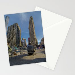 Flat Iron Seating Stationery Cards