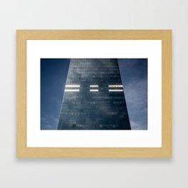 Midi Framed Art Print