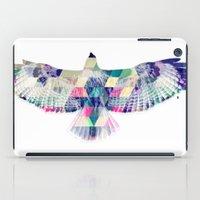 hawk iPad Cases featuring Hawk by NKlein Design