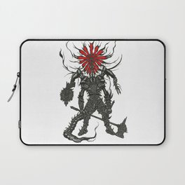 Against Man Laptop Sleeve