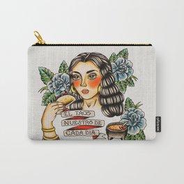 El Taco Nuestro de Cada Dia Carry-All Pouch