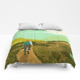 WARM TRAILS Comforters