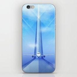 Destination: Dreamland iPhone Skin