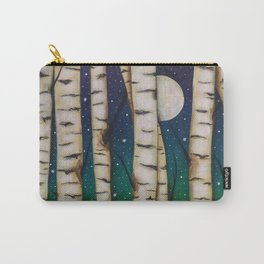 CHAKRA RAINBOW FOREST Carry-All Pouch