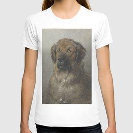 Otto Eerelman - Head of a Leonberger (1880-1892) T-shirt