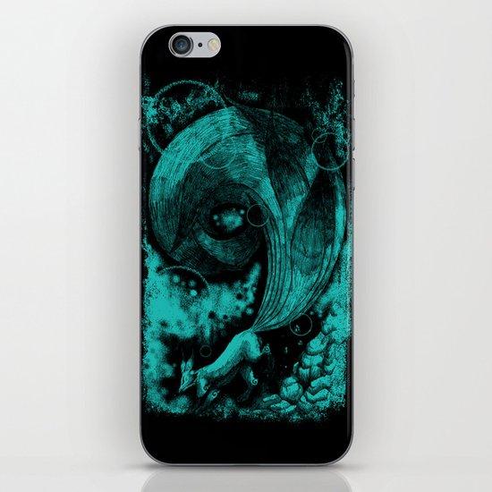 9 tails iPhone & iPod Skin