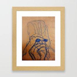 HANDMADE Framed Art Print