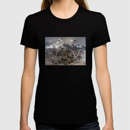 The Battle of Spotsylvania Court House - Civil War T-shirt