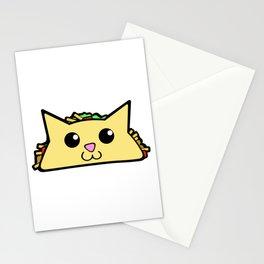 Taco Cat Stationery Cards