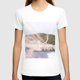 VERONIKA QUOTE - FONT PIECE T-shirt