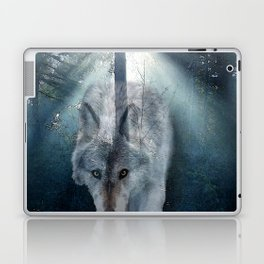 The Gathering - Wolf and Eagle Laptop & iPad Skin
