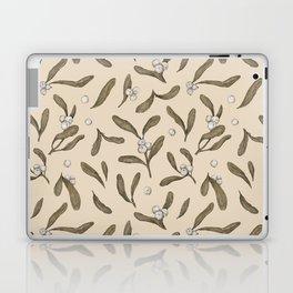 Mistletoe Pattern Laptop & iPad Skin