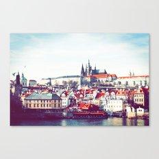Prague 03 Canvas Print