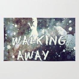 Walking Away Rug