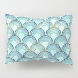 The Peacock Theme Pillow Sham