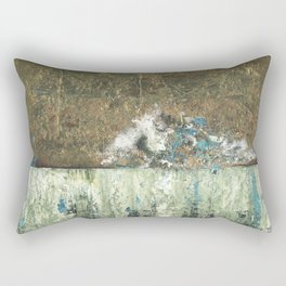 Tarnished Revisited Rectangular Pillow