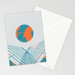 Cybersunset Stationery Cards
