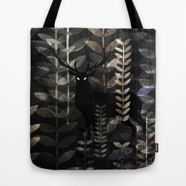 glass forest Tote Bag