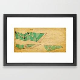 Concept art ez5 Framed Art Print