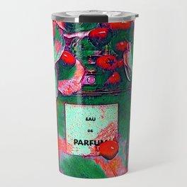 Parfum Flowers Travel Mug