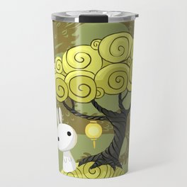 Bonsai Bunny Travel Mug