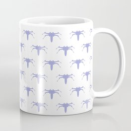 X wing fighter rebels pattern Coffee Mug