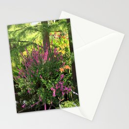 Hyde Hall in the blush of a summer Stationery Cards