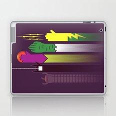 Villains Laptop & iPad Skin