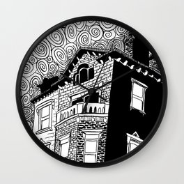 Kehoe House Wall Clock