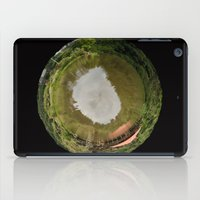 planet iPad Cases featuring Planet by Goga