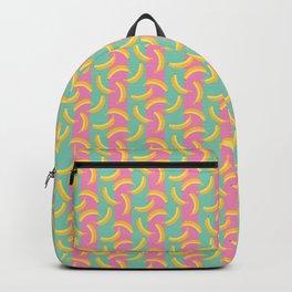 Glamorous Bananas (Pink & Green) Backpack