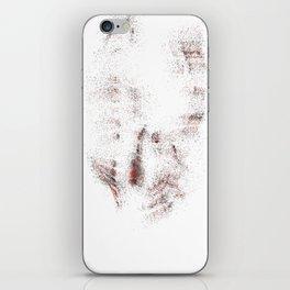 Unwelcome Gaze – Google 2 iPhone Skin