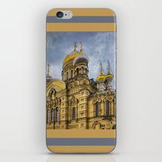 Church of the Assumption of the Blessed Virgin Mary - St. Petersburg iPhone & iPod Skin