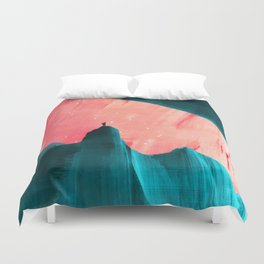 We understand only after Duvet Cover