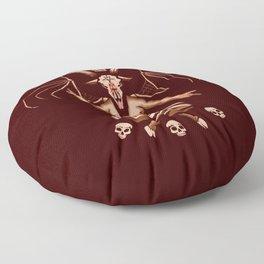 Weeping Baphomet Floor Pillow