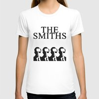 smiths T-shirts featuring The Smiths by Diego Farias