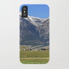 Minden, Nevada iPhone X Slim Case