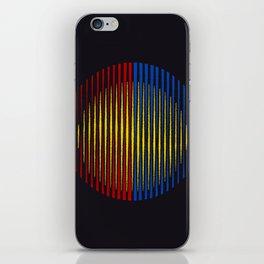 Cinetic art iPhone Skin