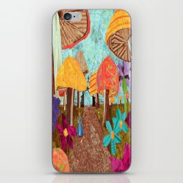 Alice in the Forest iPhone Skin