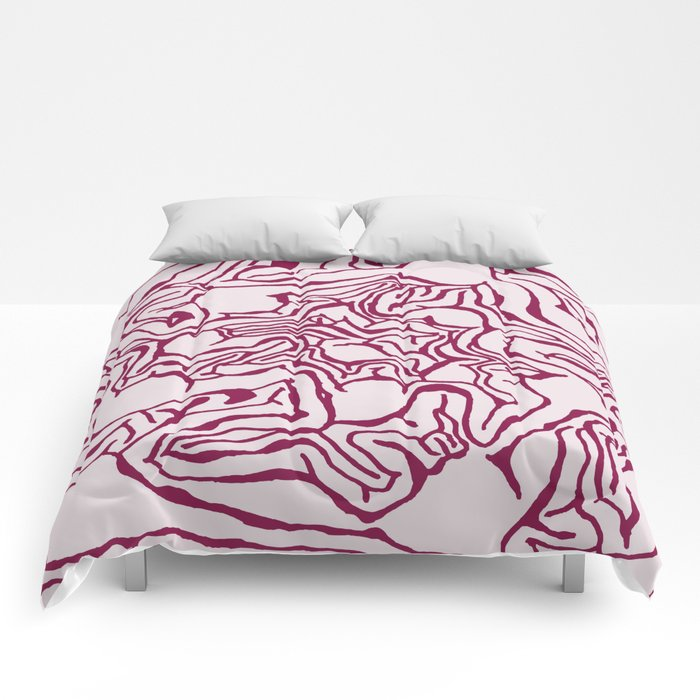Cabbage Core Comforters