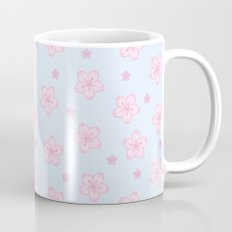 Kawaii Sakura Cherry Blossom Mug