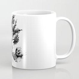 Skull House Coffee Mug