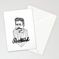 Ode to Portland II  Stationery Cards