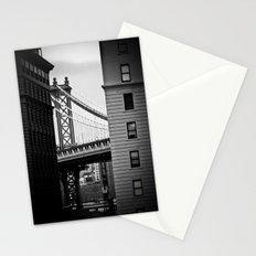 Manhattan Bridge II Stationery Cards