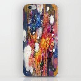 FlowerFish iPhone Skin