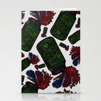 beer Stationery Cards featuring Beer by Sharif El Fatatry