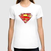 superman T-shirts featuring Superman by sambeawesome