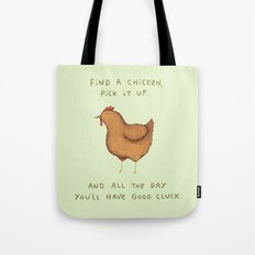 Good Cluck Tote Bag