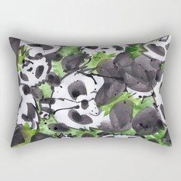 Panda Noms Rectangular Pillow
