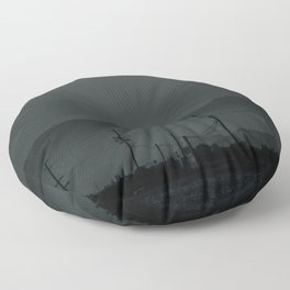 aries moon ii Floor Pillow